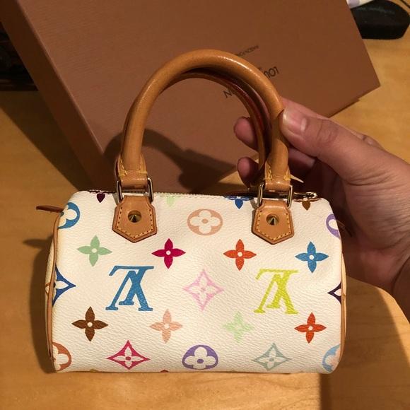 28dc53b505fe Louis Vuitton Handbags - LV x Takashi Murakami Mini bag - reserved
